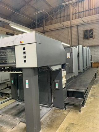 Heidelberg Speedmaster CD 102-4L SE Sheet Fed