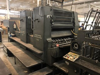 Show details for Heidelberg CD 102-2