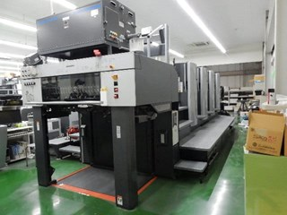 Heidelberg SM102-4 Sheet Fed