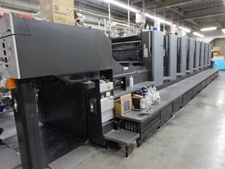 Heidelberg SM 102-8P 单张纸胶印机