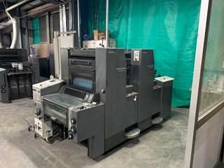 Heidelberg Speedmaster 52-2 + 单张纸胶印机