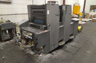 Heidelberg Speedmaster 52-2 + Sheet Fed