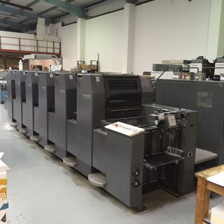 Heidelberg SM52-6 Sheet Fed