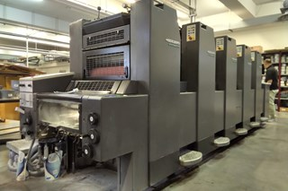 Heidelberg Speedmaster 52-5P3 Sheet Fed