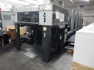 Heidelberg Speedmaster 102-4P Sheet Fed