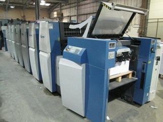 KBA RAPIDA RA75-6 Sheet Fed