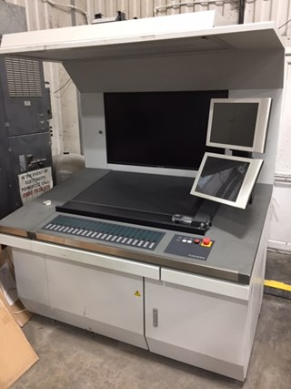 Komori GL 429 H-UV Sheet Fed