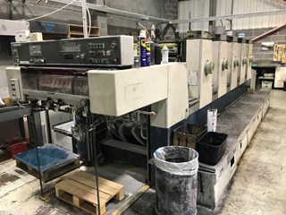 KOMORI LITHRONE L 526 ES Sheet Fed