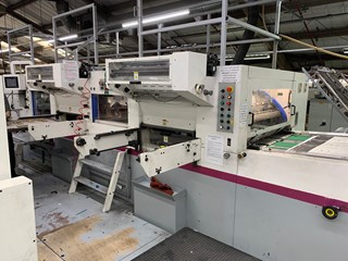 Masterwork MK 21060 STE Duopress Die Cutters - Automatic and Handfed