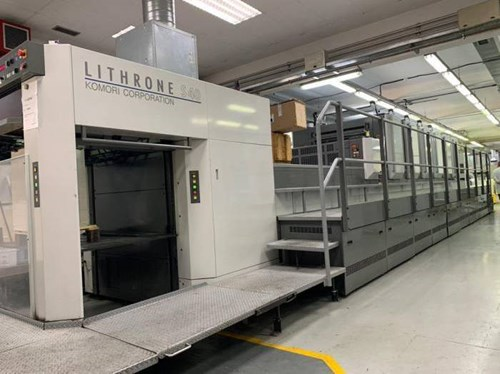 Komori Lithrone LS 640+ C (H)