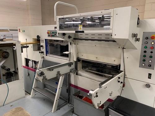 MK Masterwork MK 1060 ST Automatic Foil Stamping Machine
