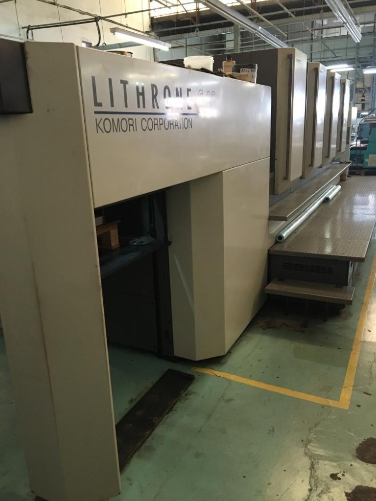 Komori Lithrone LS440 (H)