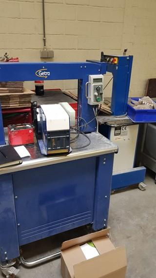 Bogramma Punching machine BS Multi 750 Servo Plus Sheet Fed