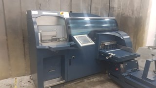 Bourg BB3002 EVA+BBR Binding Machine