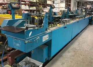 BUHRS POLYMATE Buhrs Zaandam Wrapping Machines