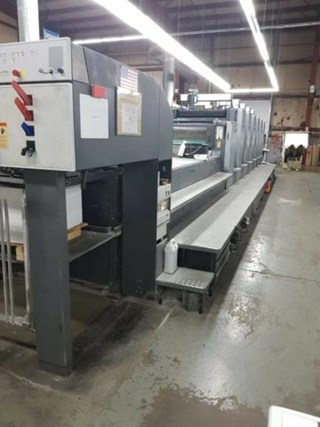HEIDELBERG CD102 6LX Sheet Fed