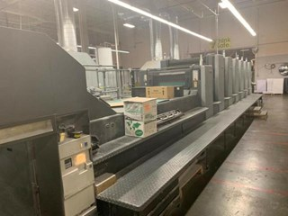 HEIDELBERG CD102-6LX Gebrauchte Bogenoffsetmaschinen