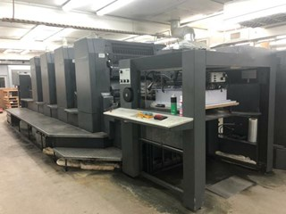 HEIDELBERG CD102-4 Sheet Fed