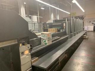 HEIDELBERG CD102-6LX 单张纸胶印机