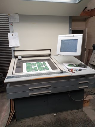 Heidelberg CD74-4LX-C Sheet Fed