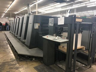 HEIDELBERG CD74-6LX-F Sheet Fed