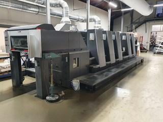 HEIDELBERG CD74-5P-C 单张纸胶印机