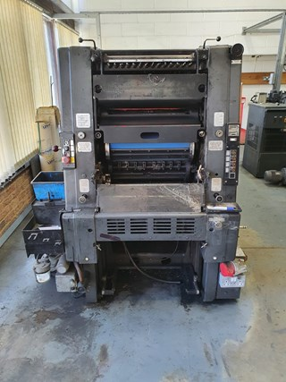 Heidelberg GTOVP 46 Sheet Fed