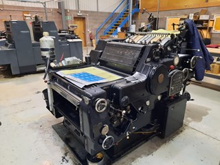 Heidelberg Kord 62 Sheet Fed
