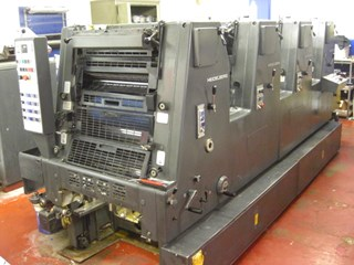 Heidelberg GTOV 52 Sheet Fed