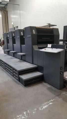 HEIDELBERG PM74-4 Sheet Fed