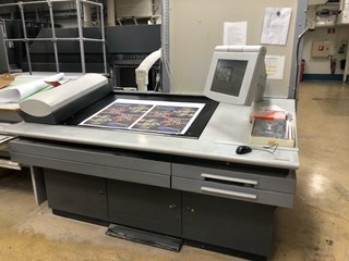 Heidelberg prinect image control console Screen Printing Equipment