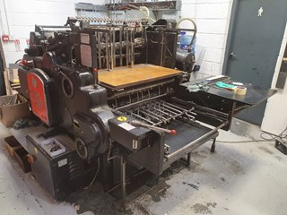 Heidelberg Cylinder SB Guillotines/Cutters