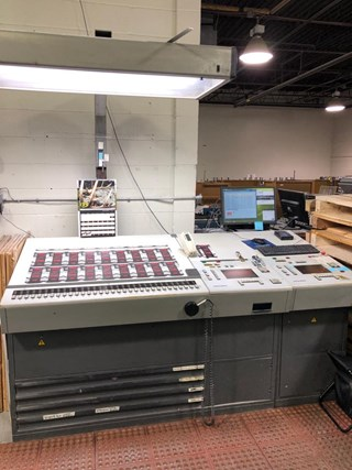 HEIDELBERG SM102-6P+L Sheet Fed