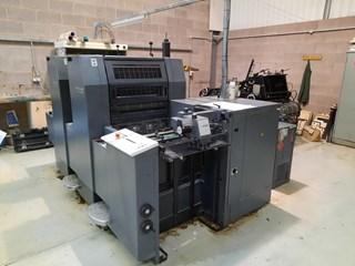 HEIDELBERG SM52-2 单张纸胶印机