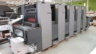HEIDELBERG SM52-5 Sheet Fed