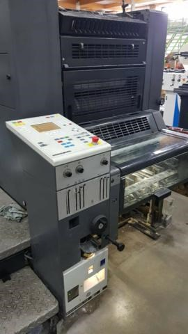 HEIDELBERG SM52-2 Sheet Fed