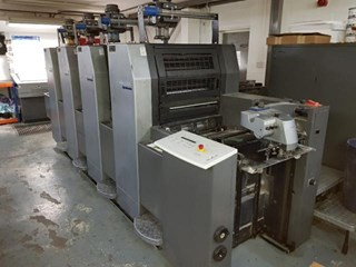 HEIDELBERG SM52-4P3 Sheet Fed
