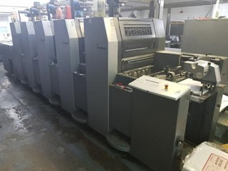 HEIDELBERG SM52-5P3H Sheet Fed