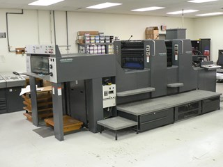 HEIDELBERG SM74-2PH Sheet Fed