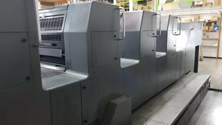 HEIDELBERG SM74-4-H Sheet Fed