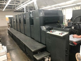 HEIDELBERG SM74-5HL Sheet Fed