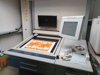 HEIDELBERG SM74-5P3+L Sheet Fed
