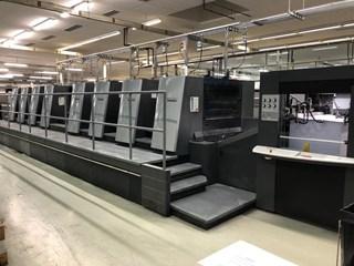 Heidelberg XL 105-8P5 单张纸胶印机