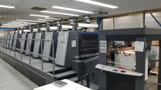 HEIDELBERG XL105-10P6 Sheet Fed