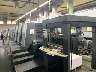 HEIDELBERG XL105-5LX 单张纸胶印机