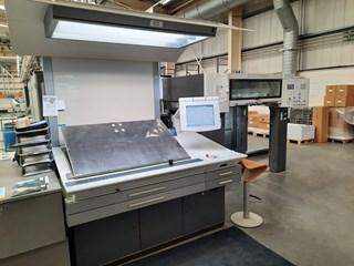HEIDELBERG XL105-6LX Offset de pliegos