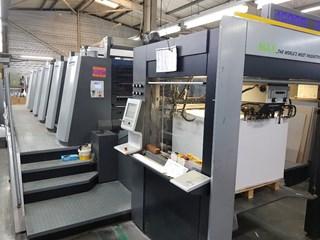 Heidelberg XL 106-5+LX Machines offset à feuilles
