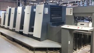 HEIDELBERG XL75-5LX-C Sheet Fed