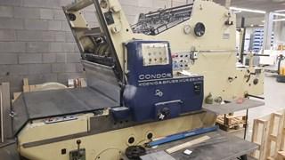 KBA Condor Cylinder Die Cutting