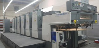 Komori L628 Sheet Fed